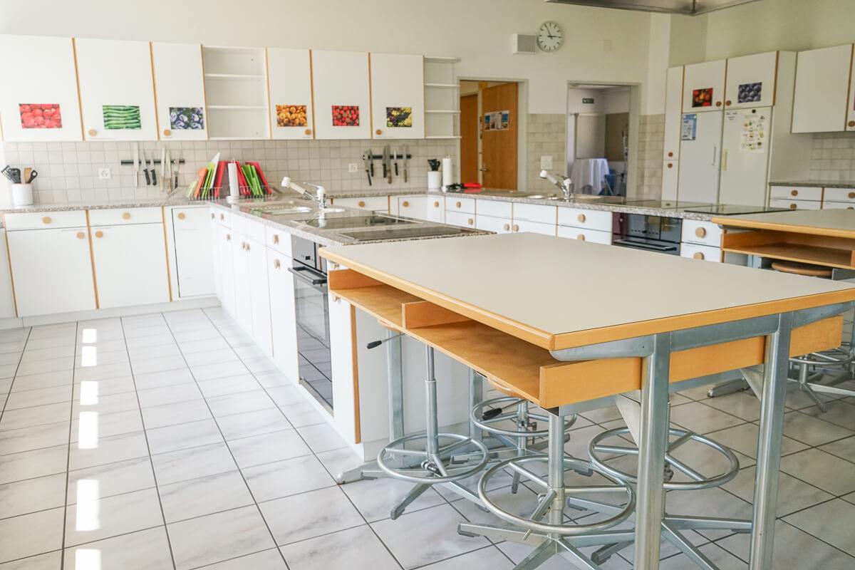 Kochen im Arenenberg: Kurse und mehr