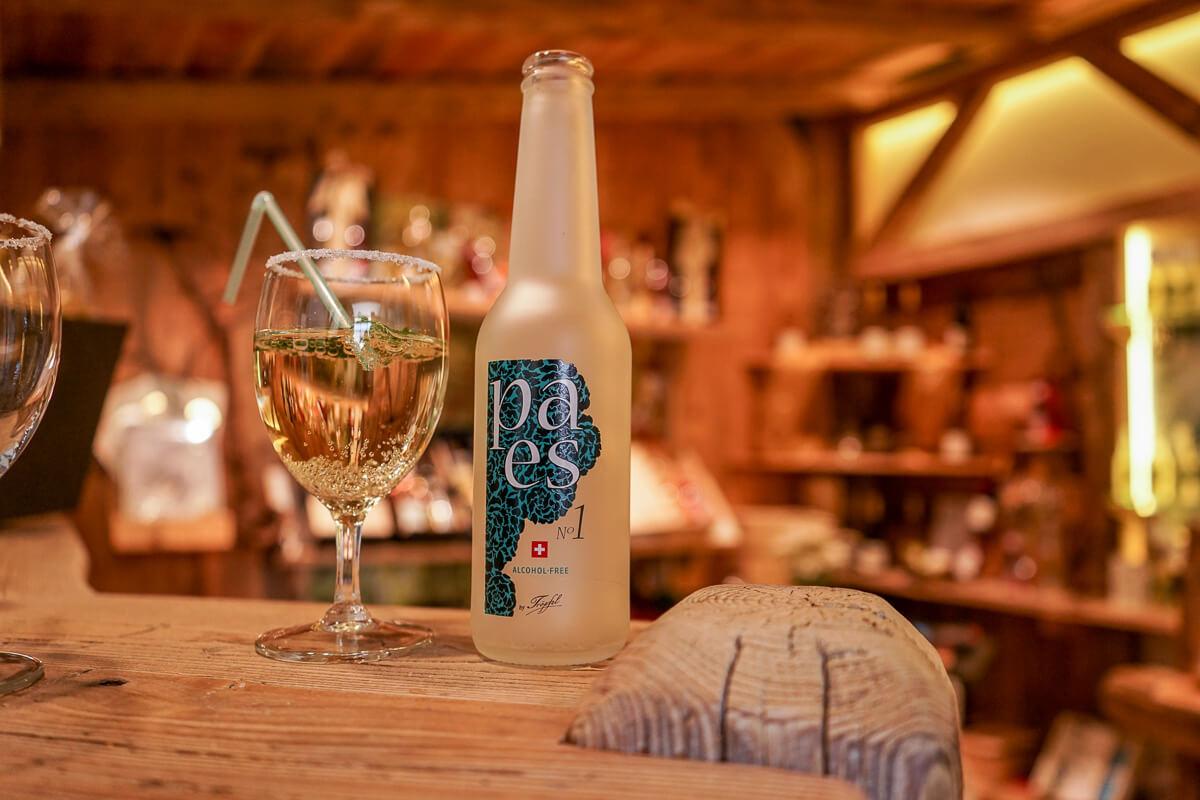 Paes - isotonisches Getränk aus der Schweiz
