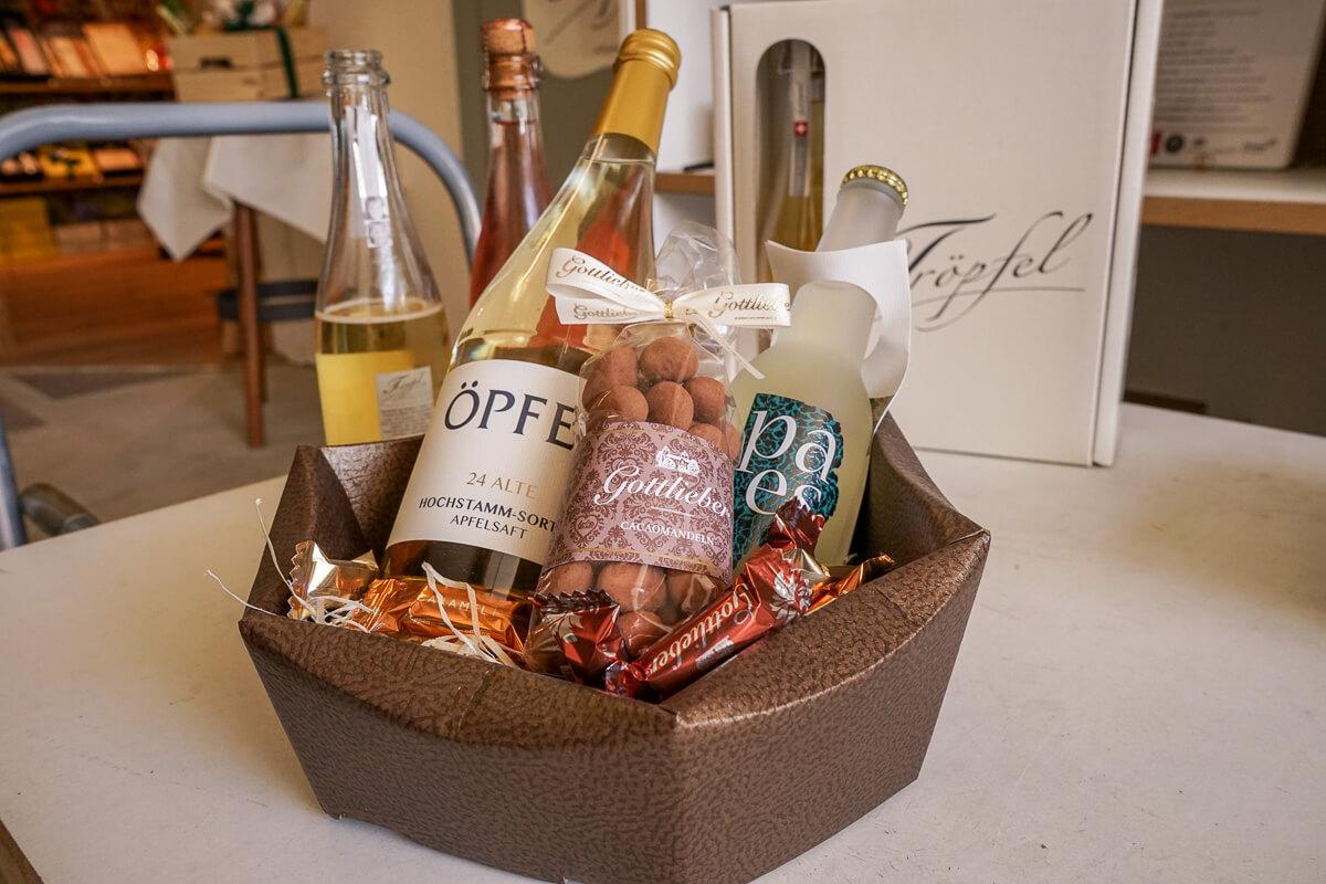 Firmen Geschenkidee: Tröpfel alkoholfrei