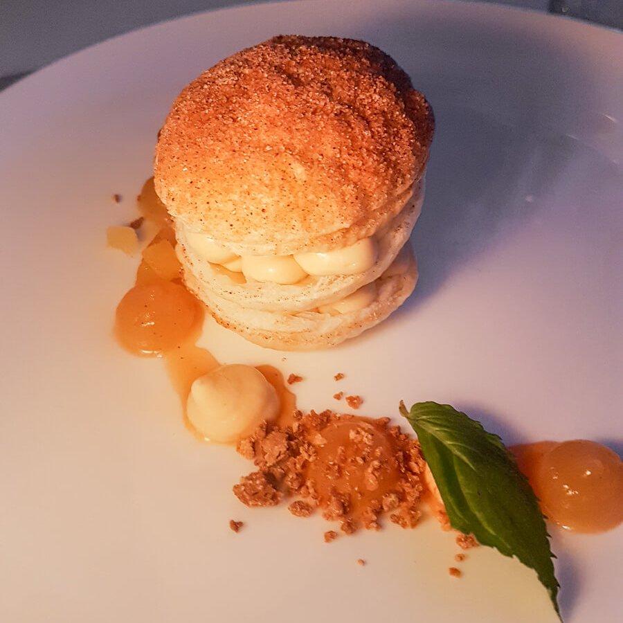 Dessert See- und Parkhotel Feldbach Steckborn