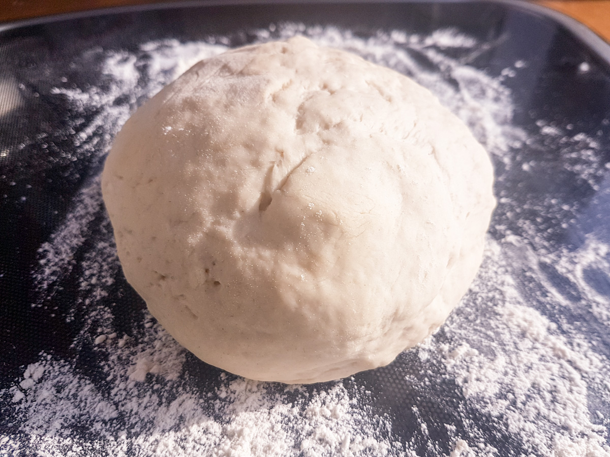 Baguette backen im Omnia - Rezept und Anleitung