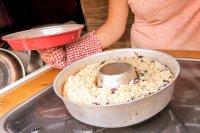 Rezept und Anleitung: Heidelbeerkuchen aus dem Omnia