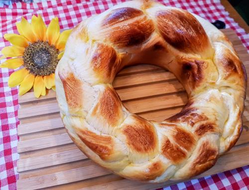 Omnia: Schweizer Butterzopf – Rezept
