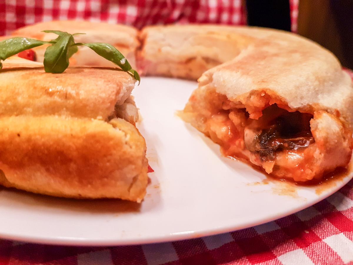 Pizza Rezept Calzone Omnia