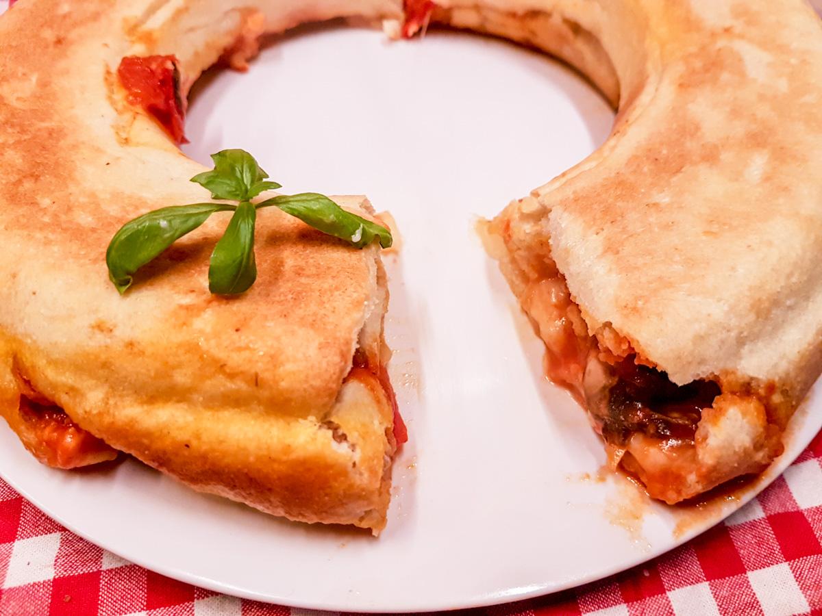 Omnia Rezept: Pizza Calzone