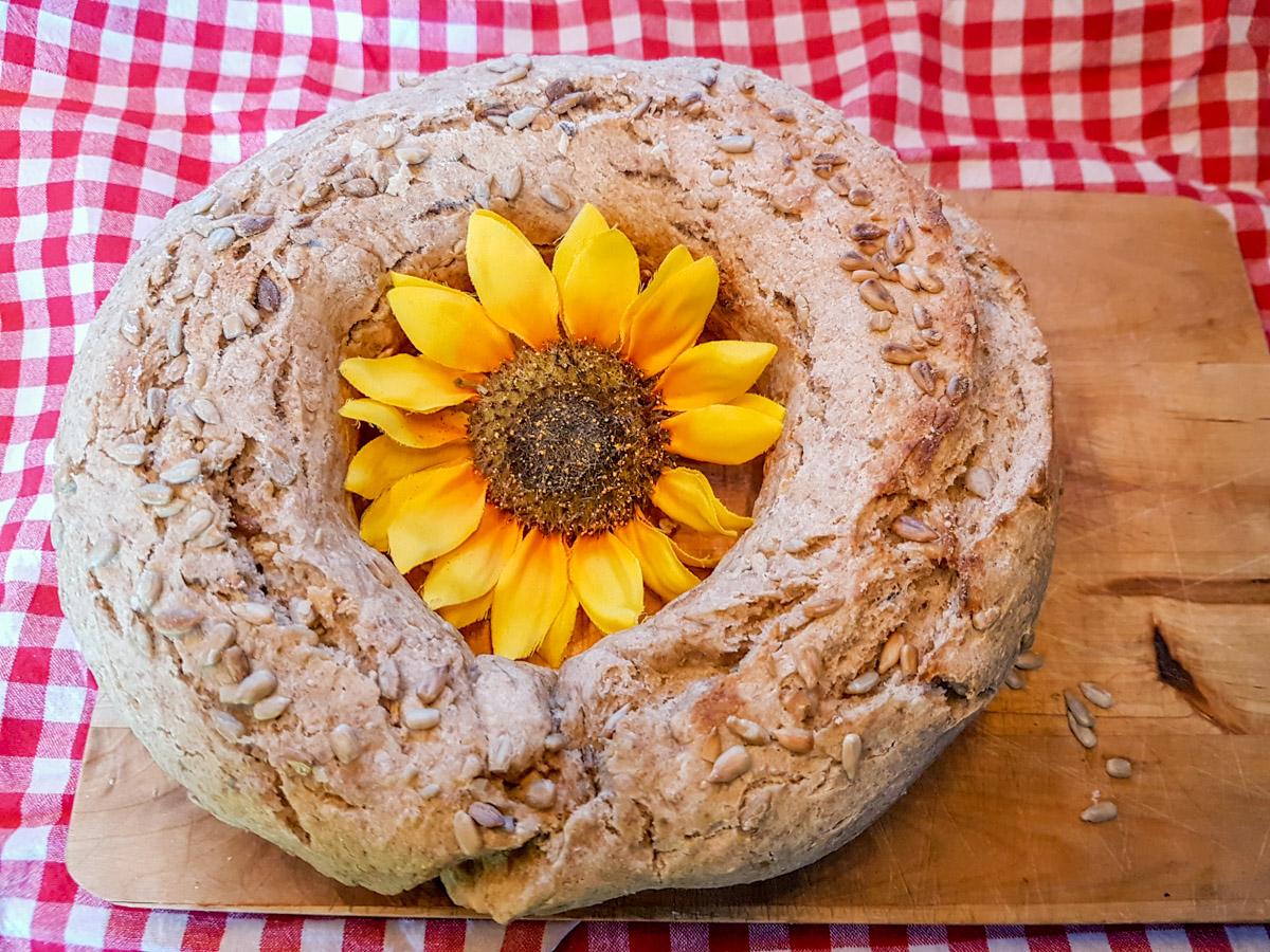 Omnia backen - Brot Rezept