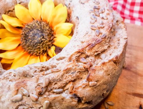 Omnia: Sonnenblumenkernbrot – Rezept