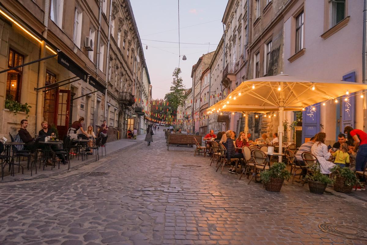 Altstadt von Lemberg