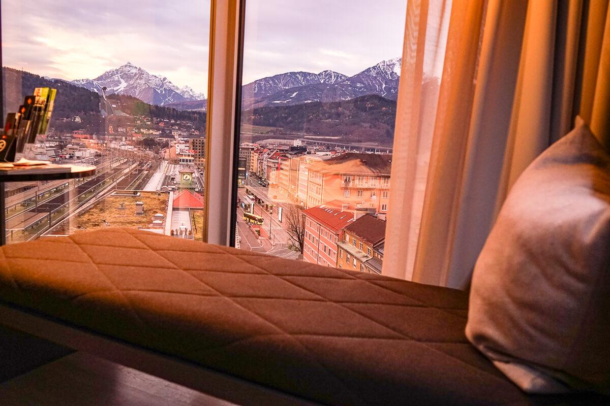 Übernachten in Innsbruck