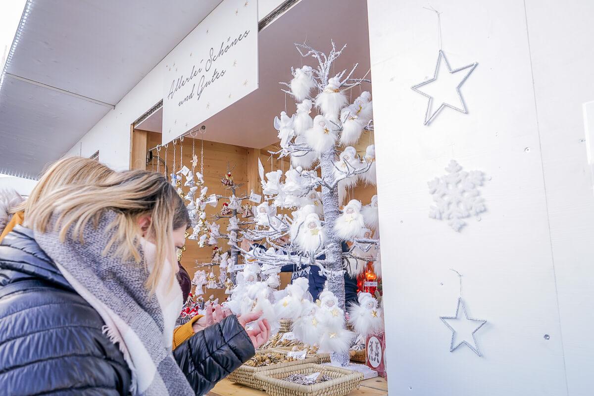 Christkindlmarkt Innsbruck Hungerburg
