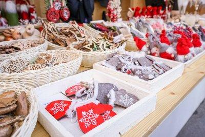 Weihnachtsmarkt Innsbruck Wilten