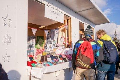 Hungerburg Weihnachtsmarkt Öffnungszeiten
