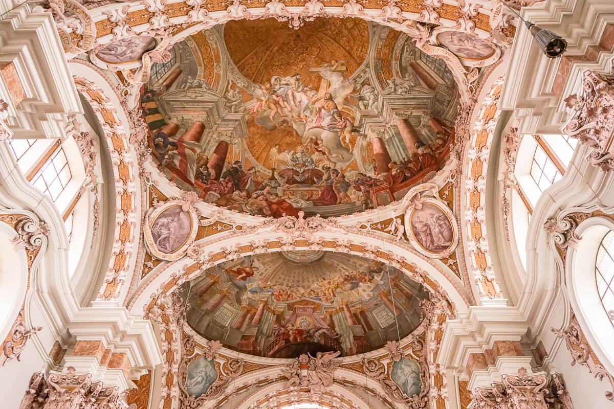 Innsbrucker Dom von Innen