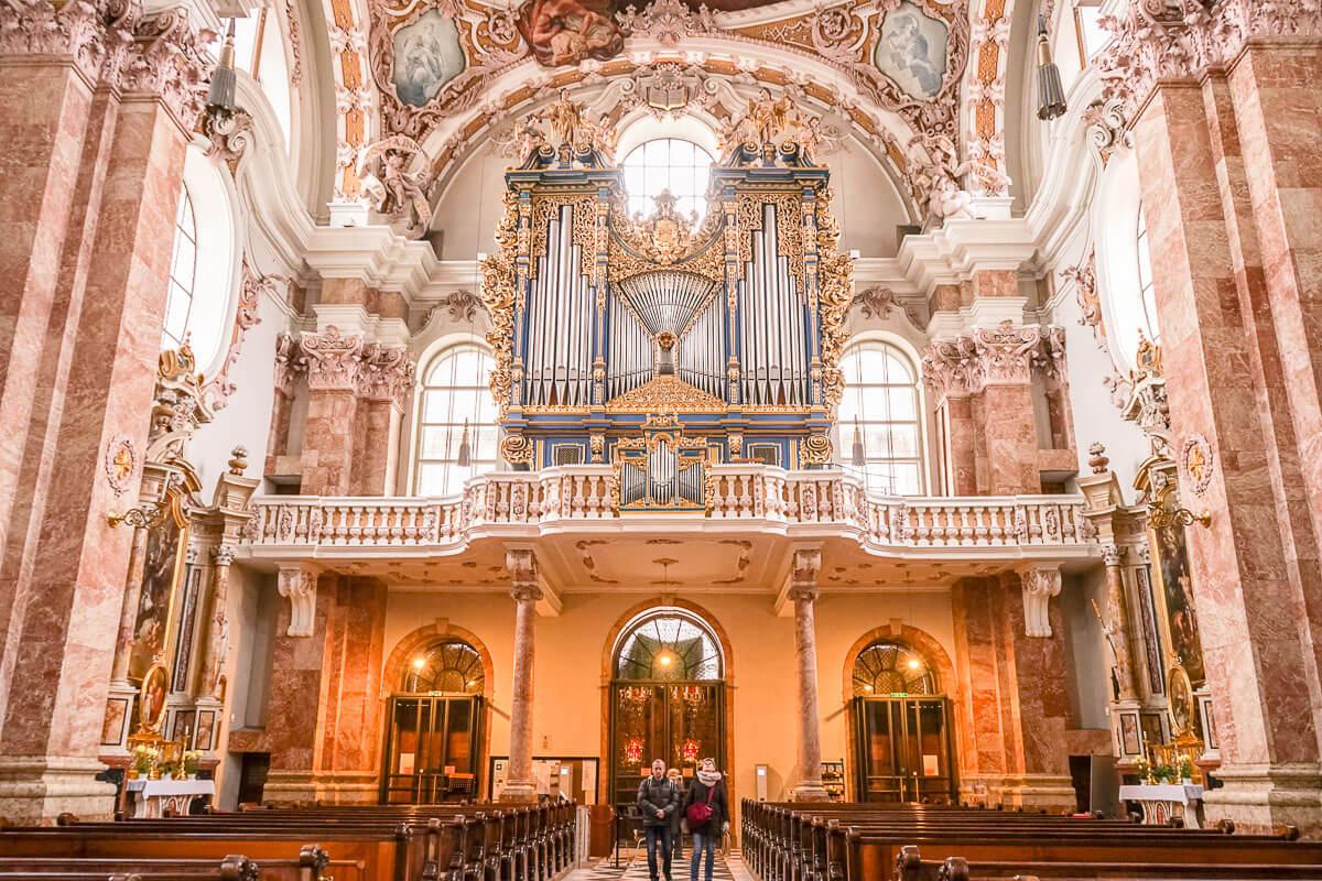 Dom zu St. Jakob Innsbruck - Preis