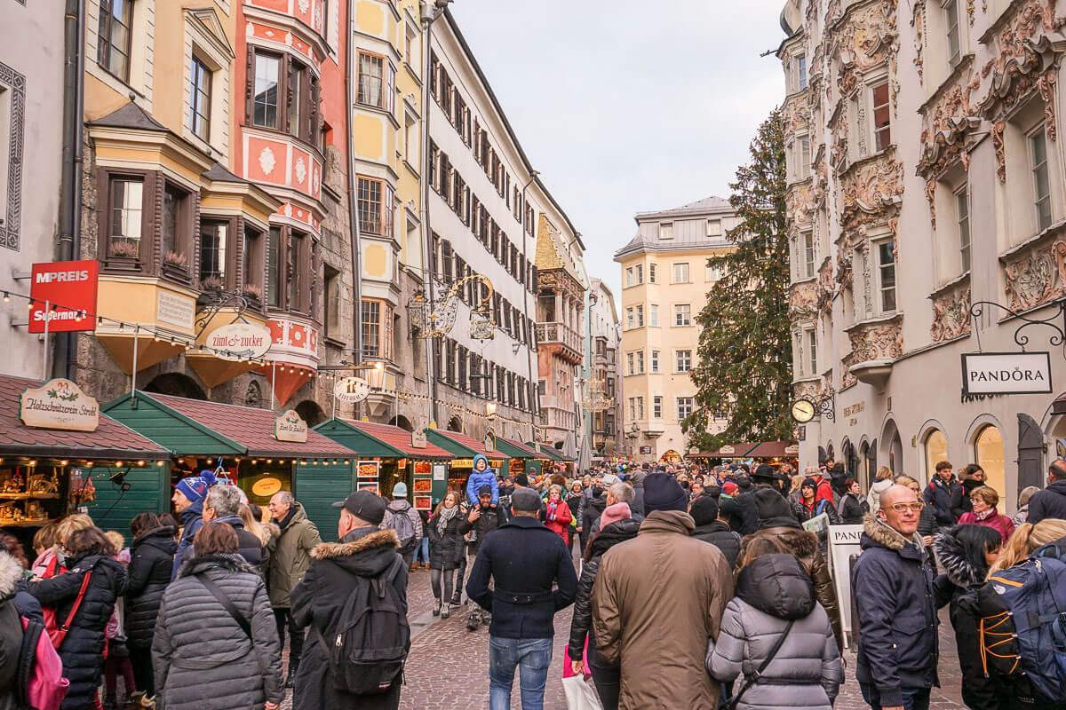 Stadtführung Innsbruck Preis Kosten pro Person