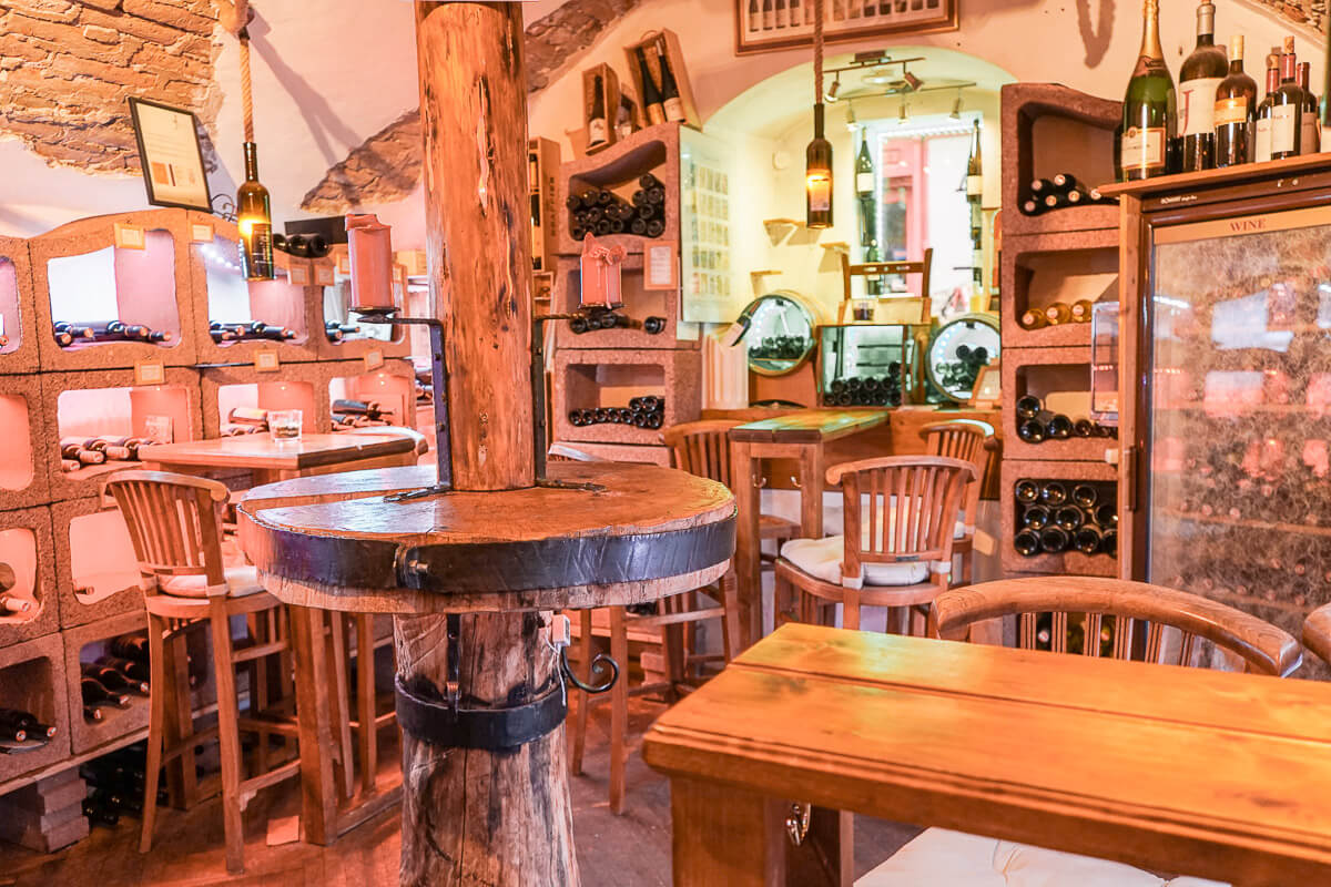 Culinarium in der Altstadt - Weine und Spirituosen kaufen in Innsbruck
