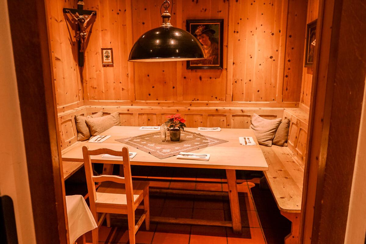Restaurant Tipp in Innsbruck: Weisses Rössl