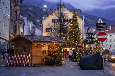 Christkindlmarkt der schönste von Österreich