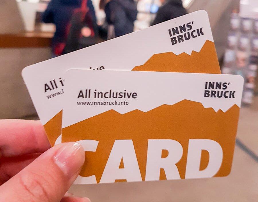 Lohnt sich die Innsbruck Card? Empfehlung