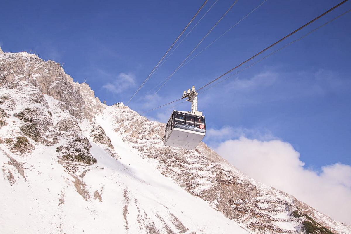 Nordkette, Skifahren, Innsbruck