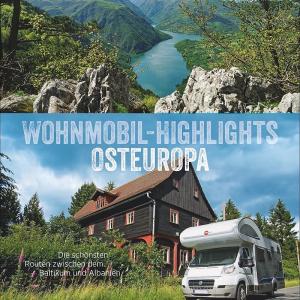 Buchcover: Wohnmobil-Highlights Osteuropa