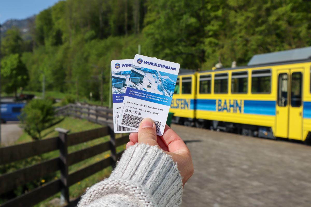 Wendelstein Camping-Ausflug Chiemsee