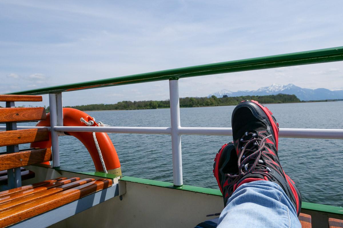 Schifffahrt Chiemsee
