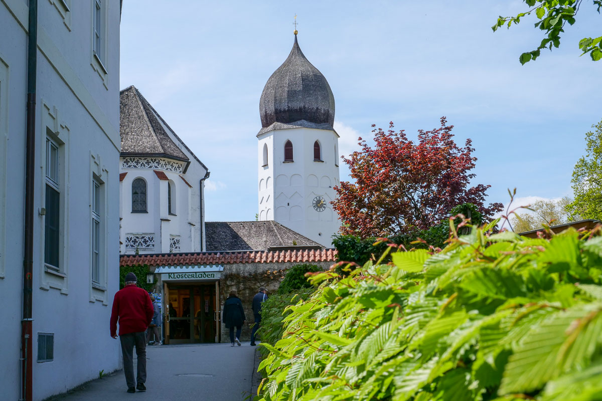 Fraueninsel Chiemsee Abtei