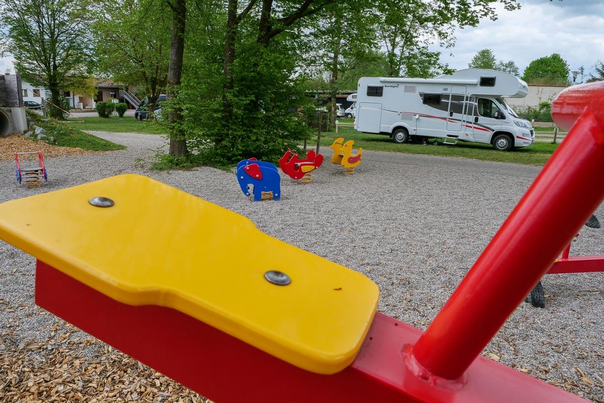 Kaiser Camping Outdoor Resort Spielplatz