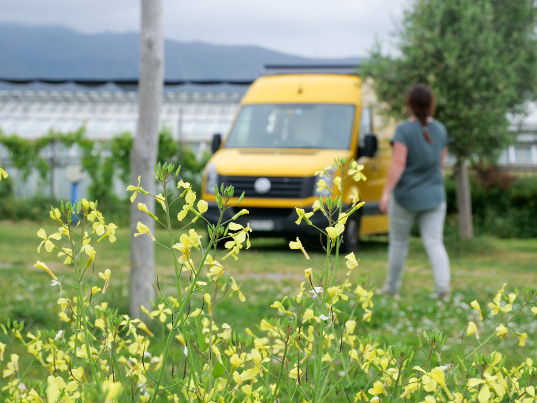Campingplatz im Grünen - Agricamper Italia